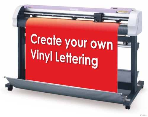vinyl lettering create your own With design your own vinyl lettering