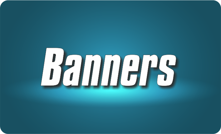 banners category