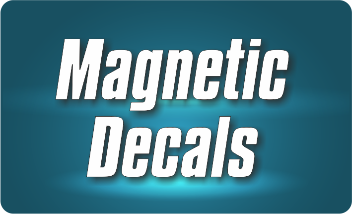 Magnetic Decals