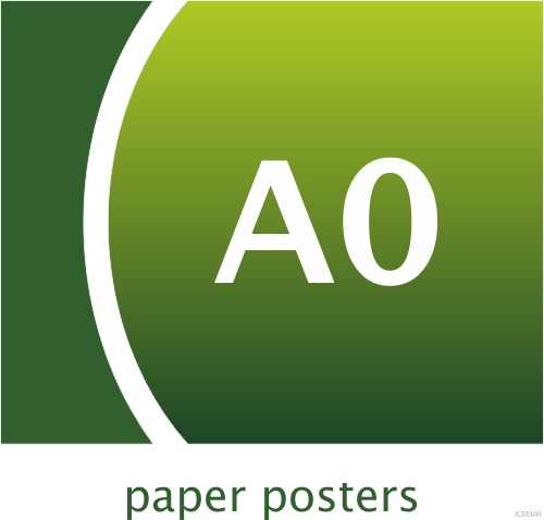 iceman A0 paper posters