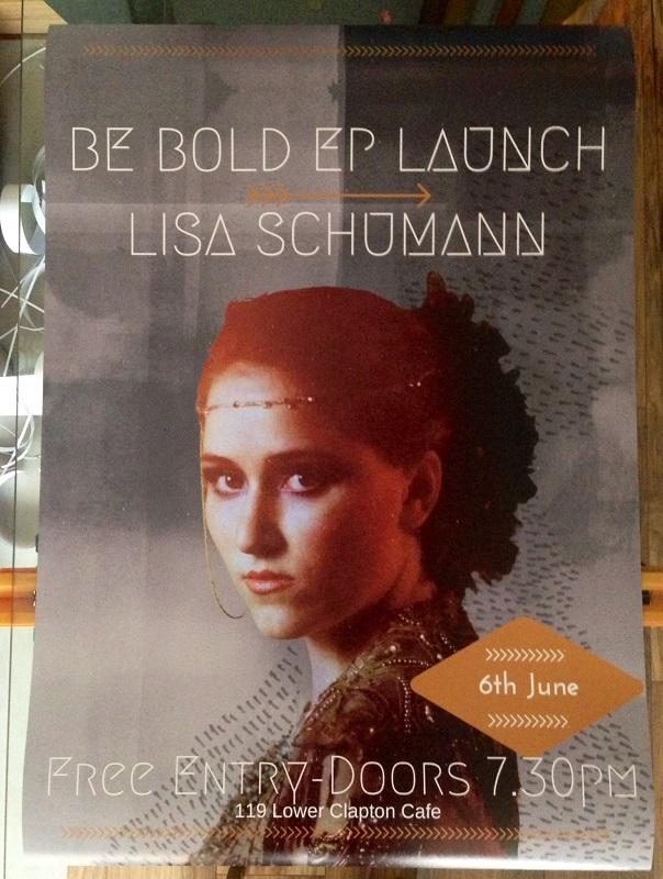 Lisa Schumann paper posters